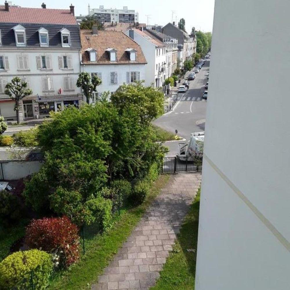 vente Appartement - 3 pièce(s) - 88 m² Mulhouse (68200)