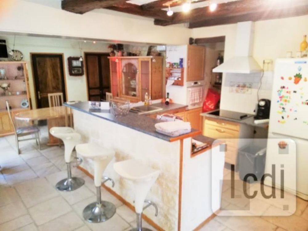 vente Maison - 4 pièce(s) - 100 m² Bourg-Saint-Andéol (07700)