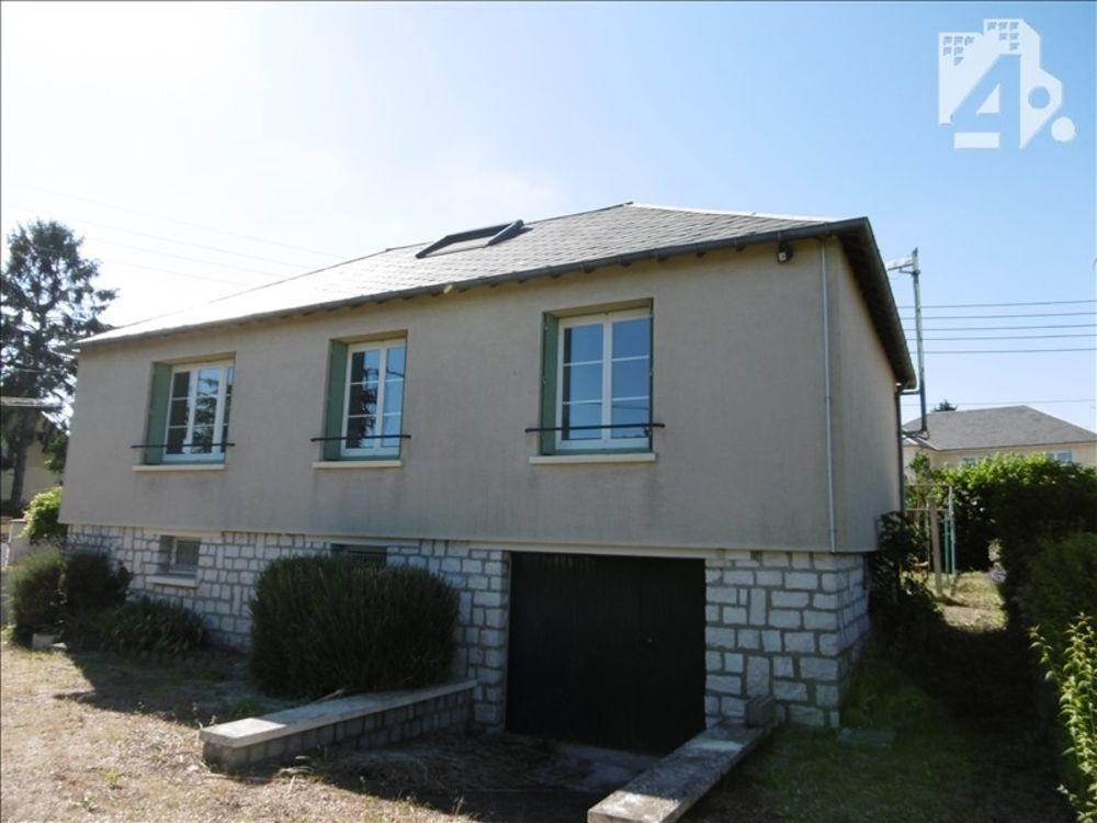 vente Maison - 4 pièce(s) - 83 m² Saint-Ouen (41100)