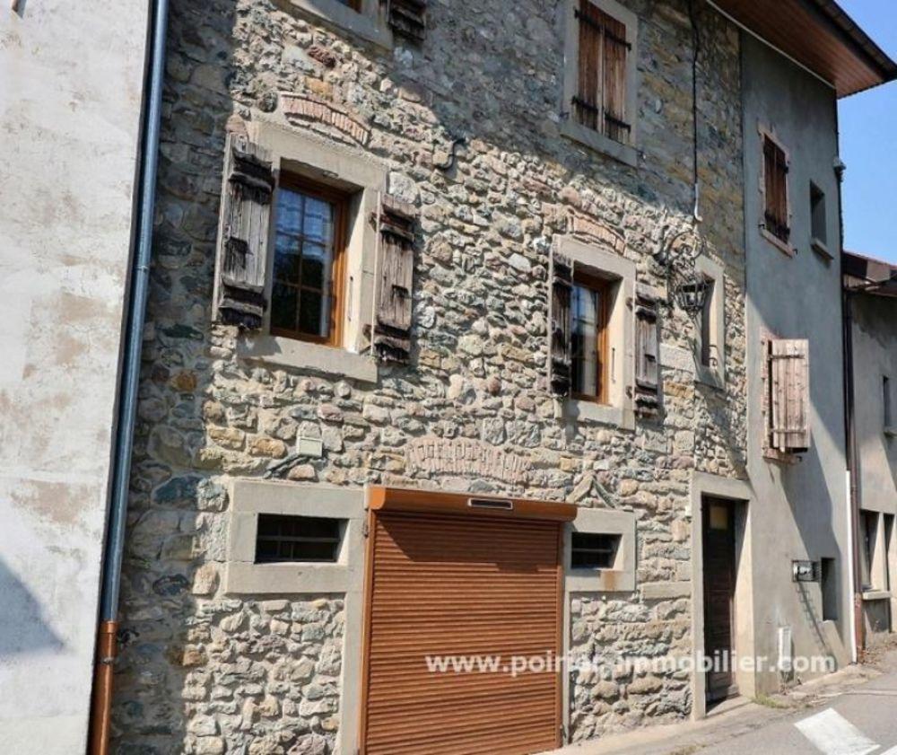 vente Maison - 6 pièce(s) - 177 m² Bons-en-Chablais (74890)