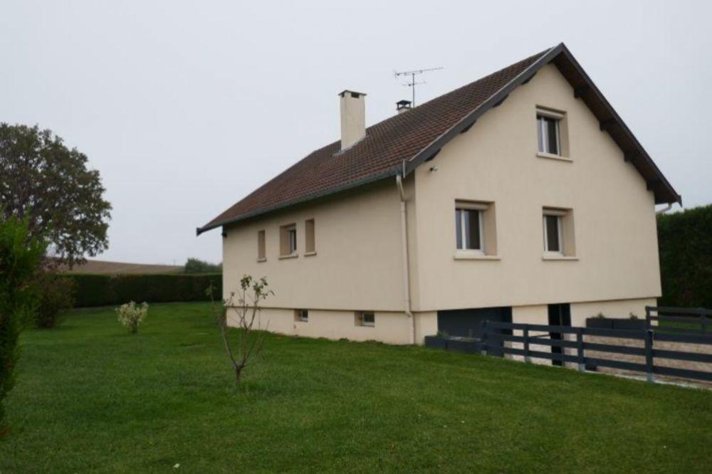 vente Maison - 5 pièce(s) - 150 m² Bourgoin-Jallieu (38300)
