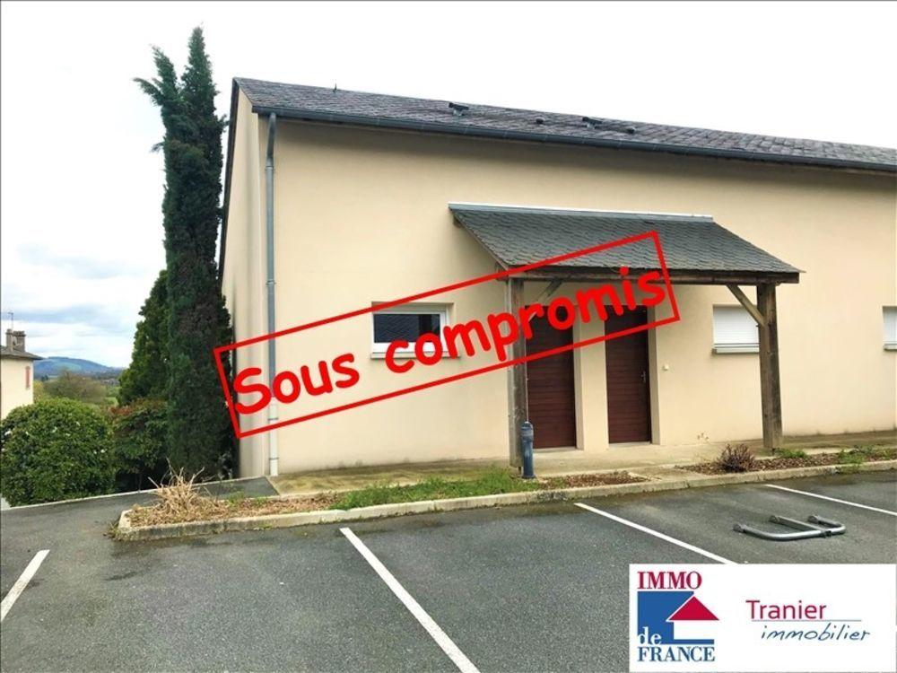vente Appartement - 2 pièce(s) - 44 m² Montbazens (12220)