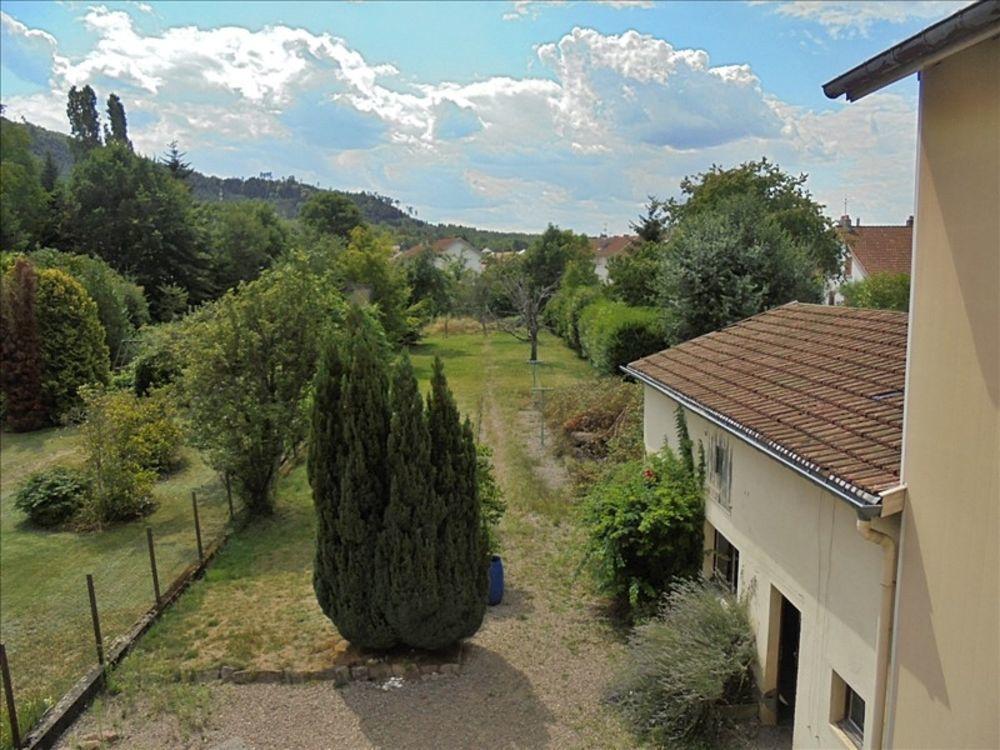 location Maison - 6 pièce(s) - 147 m² Raon-l'Étape (88110)