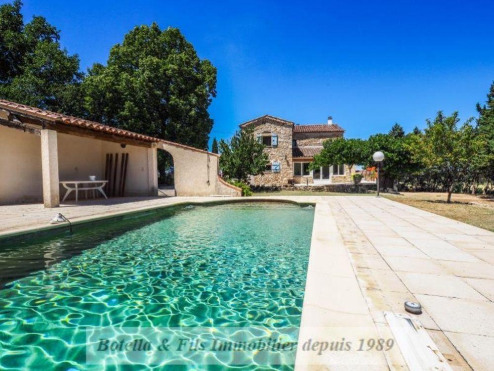 vente Maison - 7 pièce(s) - 210 m² Barjac (30430)