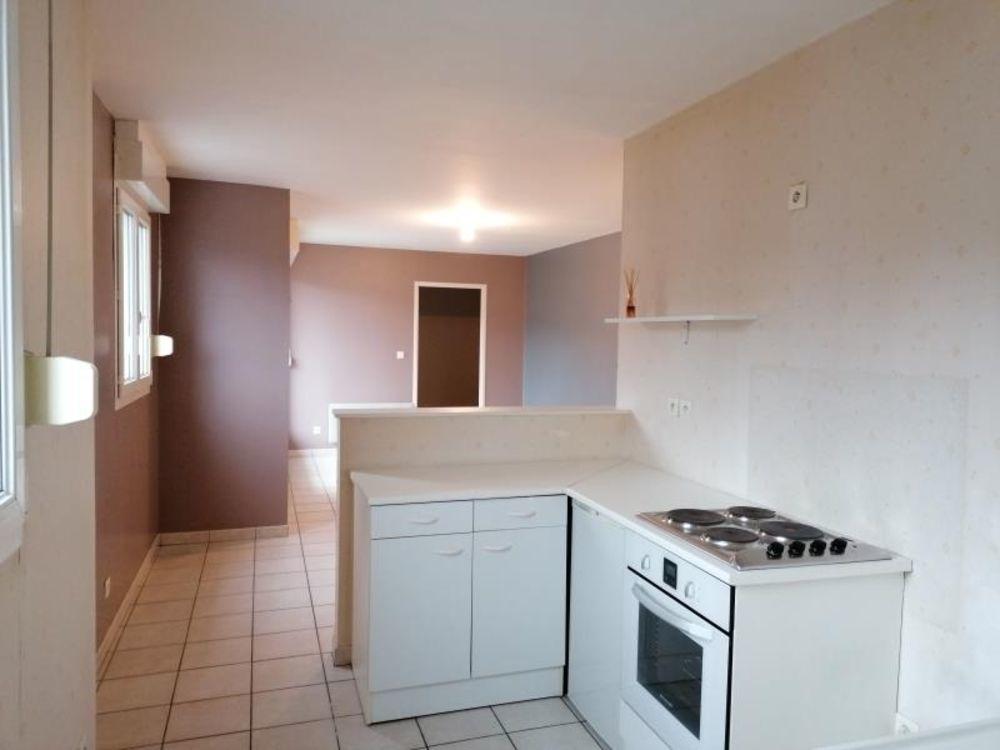 vente Appartement - 2 pièce(s) - 50 m² Abbeville (80100)