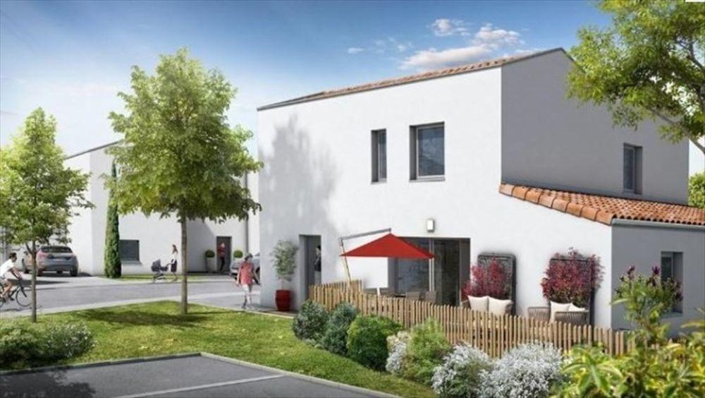 location Maison - 4 pièce(s) - 81 m² Aussonne (31840)