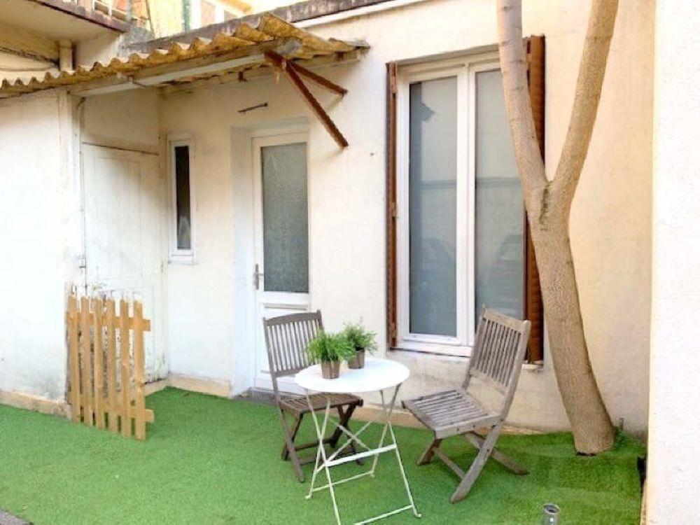 vente Appartement - 1 pièce(s) - 16 m² Villeurbanne (69100)