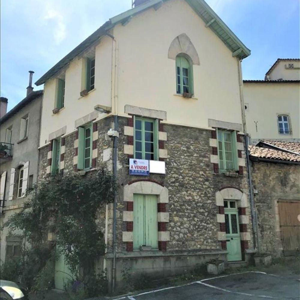 vente Maison - 3 pièce(s) - 68 m² Villefranche-de-Rouergue (12200)