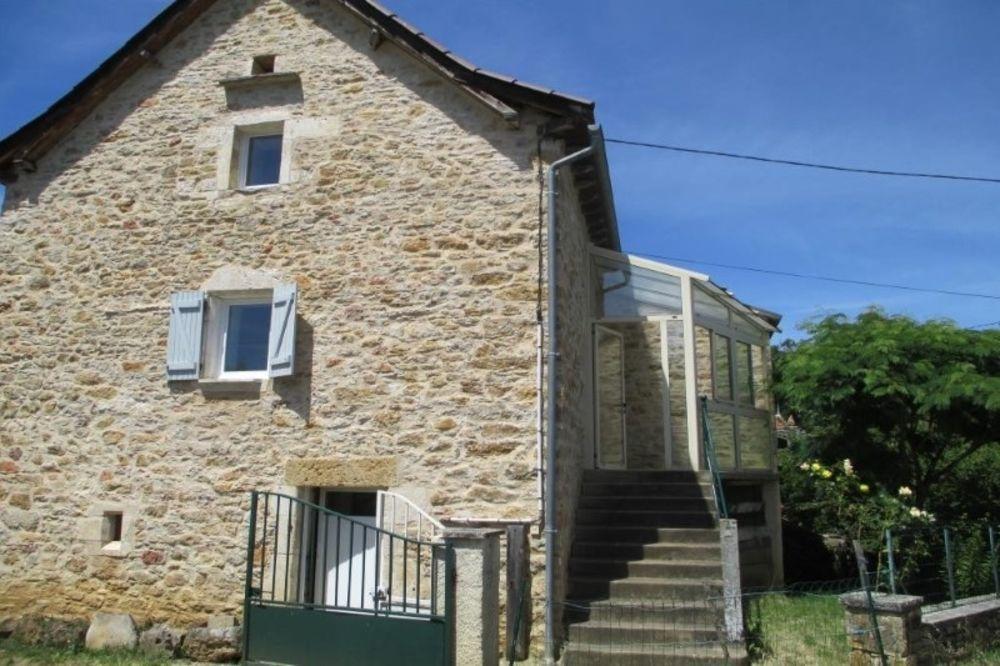 location Maison - 3 pièce(s) - 60 m² Villefranche-de-Rouergue (12200)