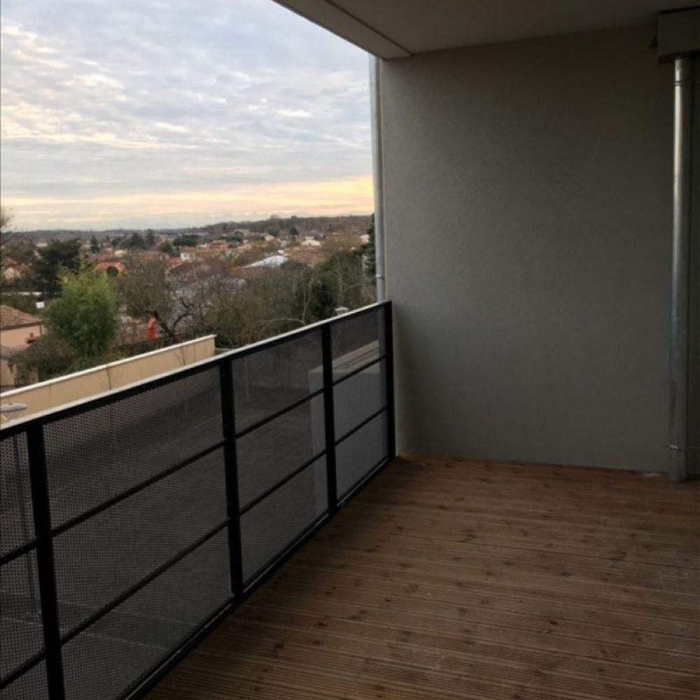 Appartement - 3 pièce(s) - 62 m² 680 Colomiers (31770)