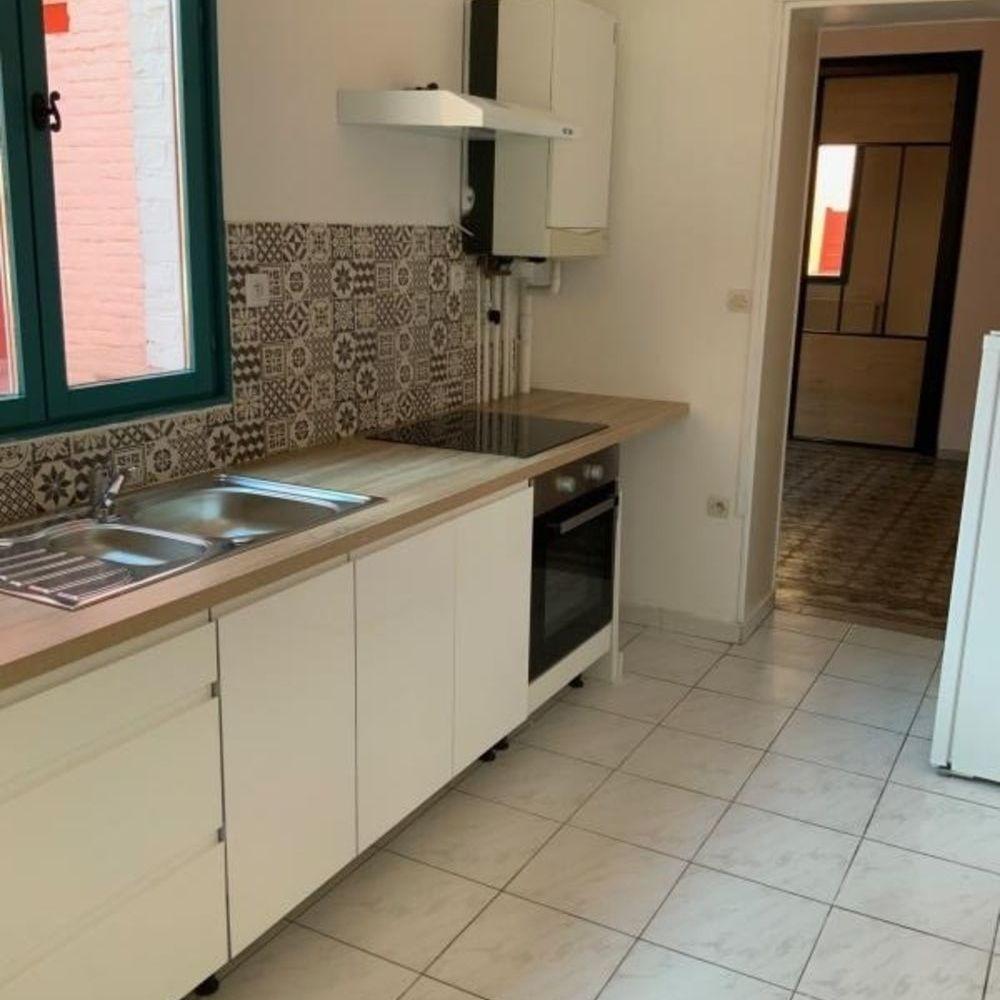 location Appartement - 2 pièce(s) - 44 m² Saint-Quentin (02100)