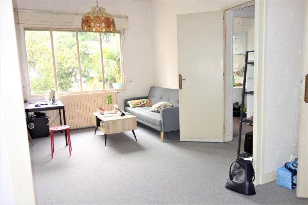 vente Appartement - 2 pièce(s) - 54 m² Bordeaux (33000)