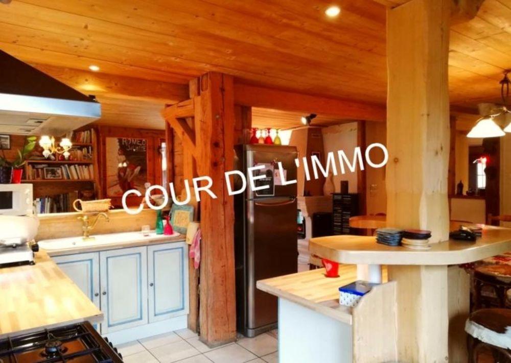 vente Maison - 5 pièce(s) - 165 m² Saint-Jeoire (74490)