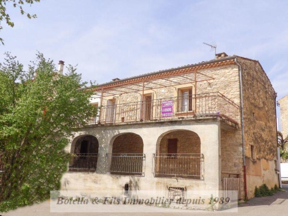 vente Maison - 6 pièce(s) - 83 m² Barjac (30430)