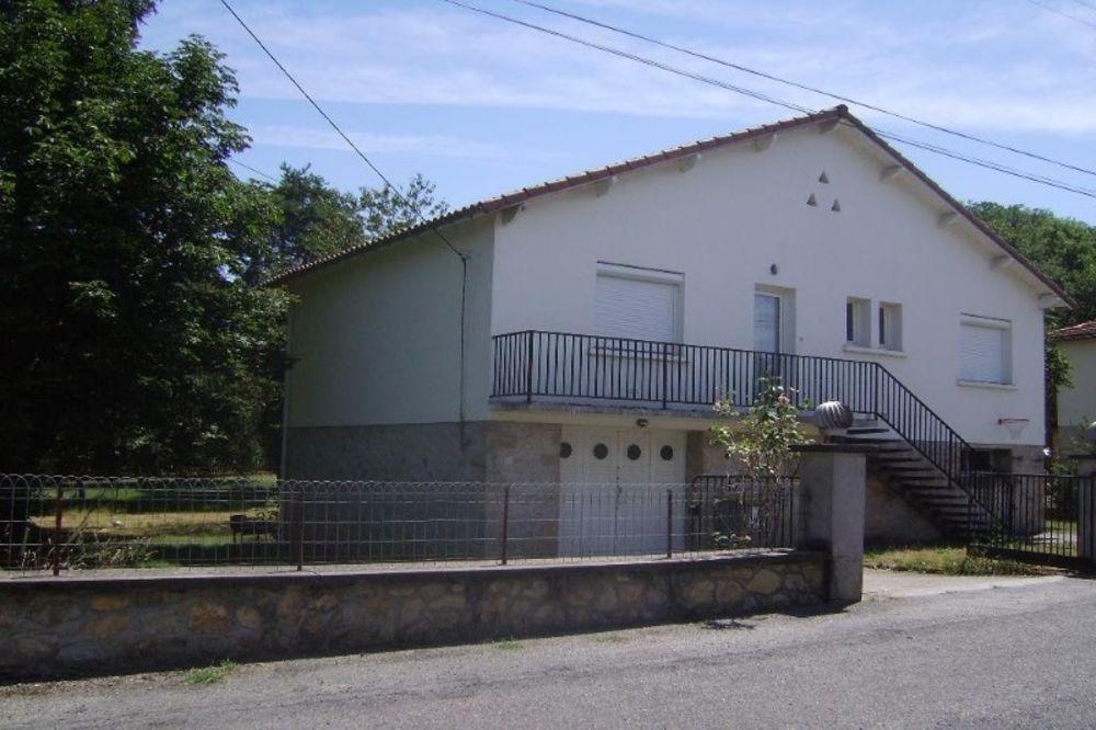 location Maison - 4 pièce(s) - 90 m² Toulonjac (12200)