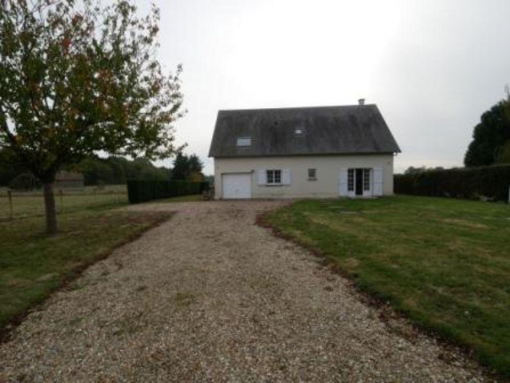 location Maison - 5 pièce(s) - 157 m² Feuguerolles (27110)