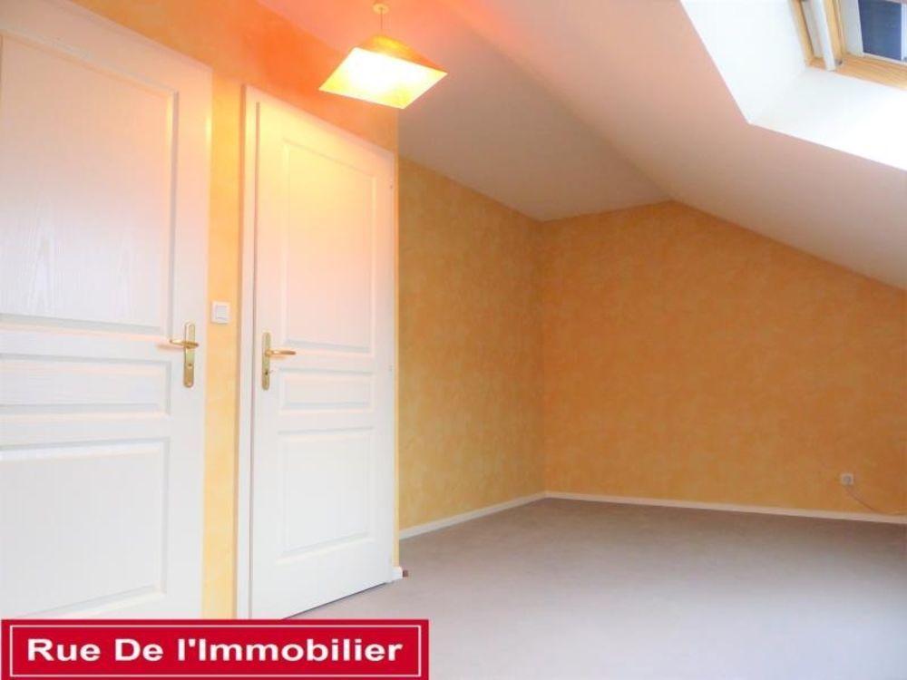 vente Appartement - 5 pièce(s) - 101 m² Schweighouse-sur-Moder (67590)