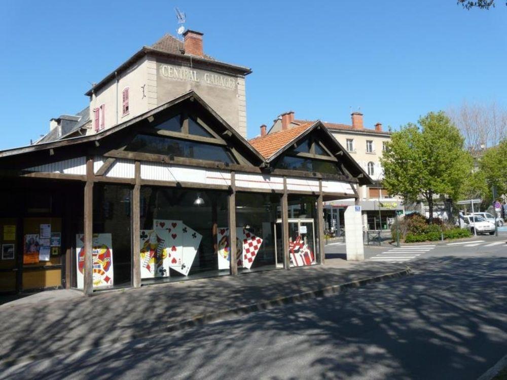 vente Maison - 3 pièce(s) - 450 m² Villefranche-de-Rouergue (12200)