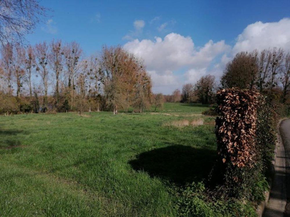 vente Terrain - 1348 m² Bray-lès-Mareuil (80580)