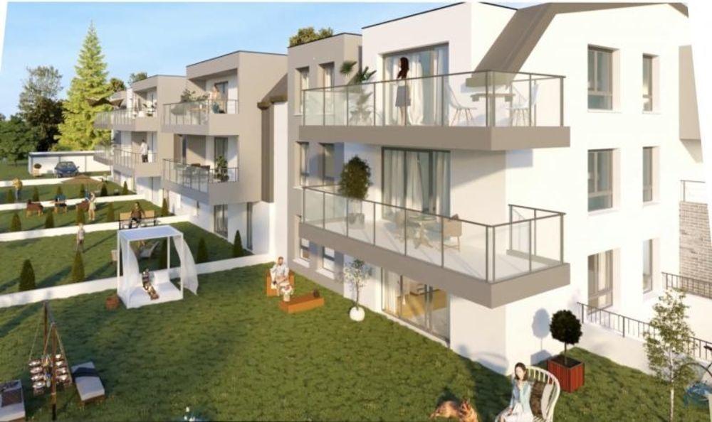 vente Appartement - 5 pièce(s) - 108 m² Wiwersheim (67370)