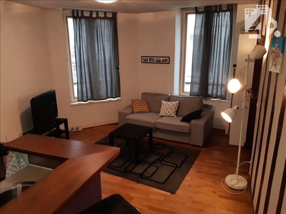 vente Appartement - 2 pièce(s) - 34 m² Vendôme (41100)