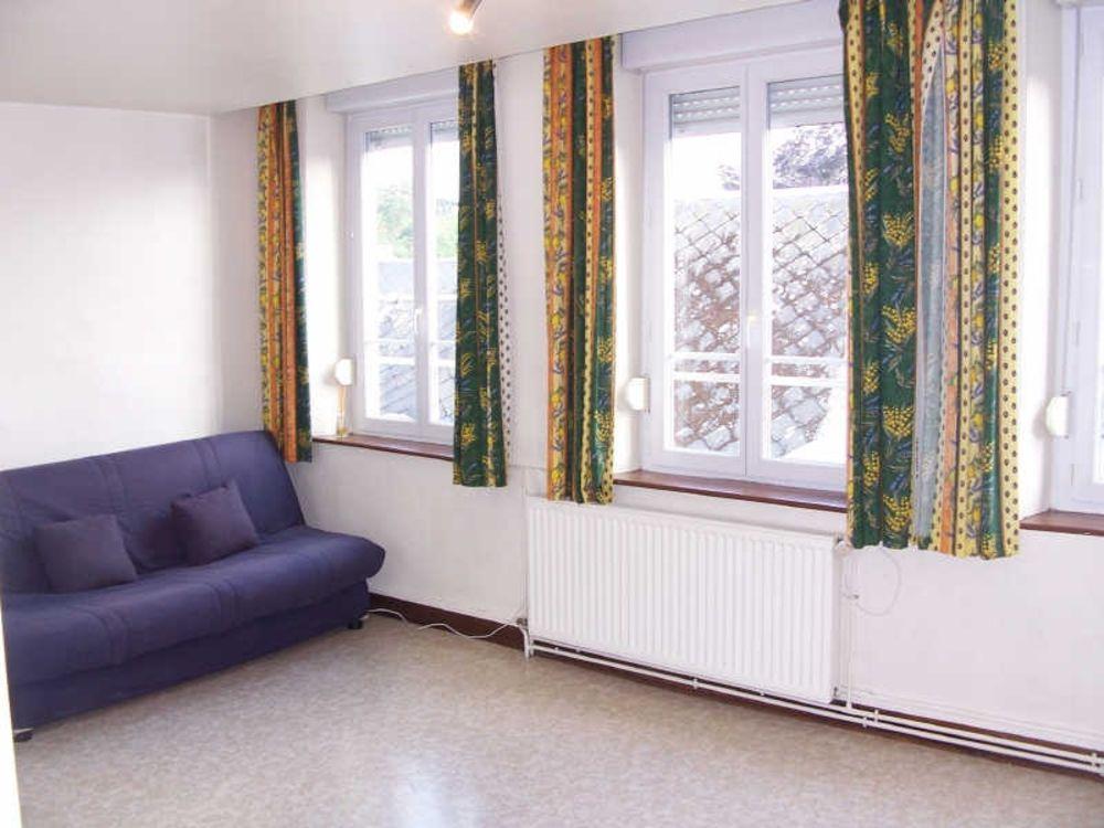 location Appartement - 1 pièce(s) - 23 m² Avesnes-sur-Helpe (59440)