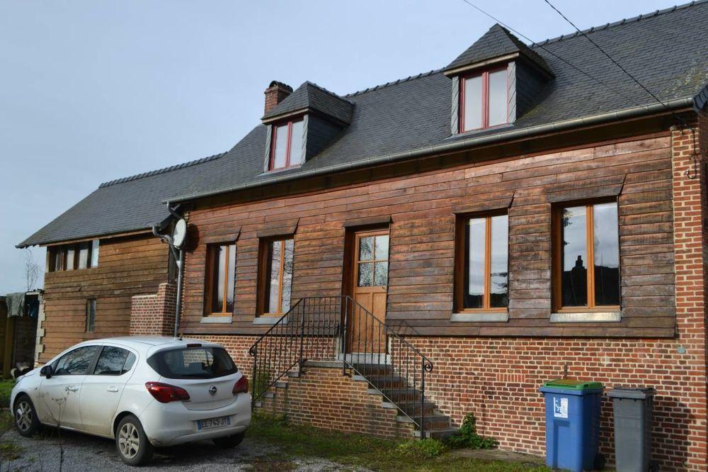 Vente Maison Maison de campagne dans un secteur calme et verdoyant.  à Etreaupont