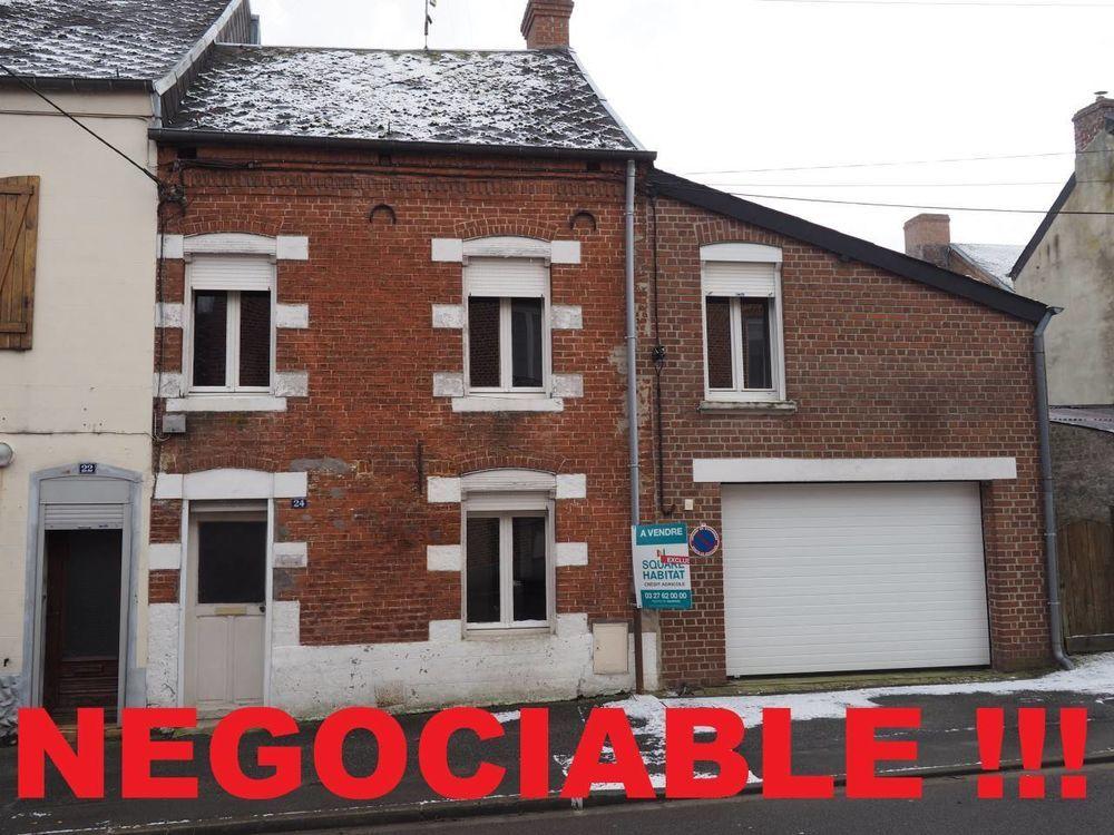Vente Maison Maison avec potentiel !!!!  à Solre-le-chateau