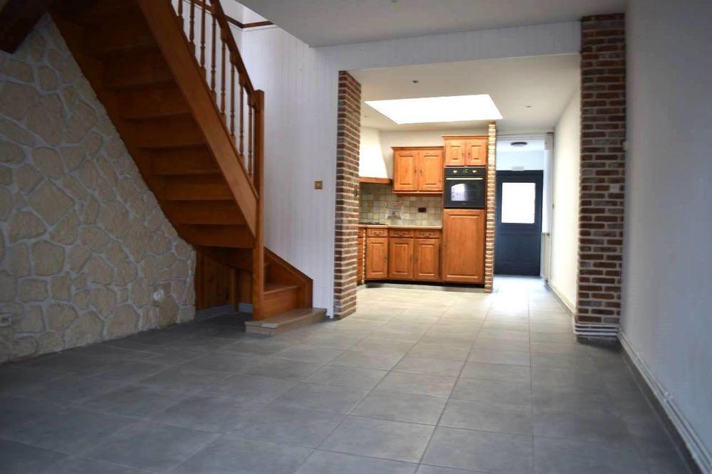 Vente Maison Maison mitoyenne 64 m²  à Bruay-sur-l'escaut