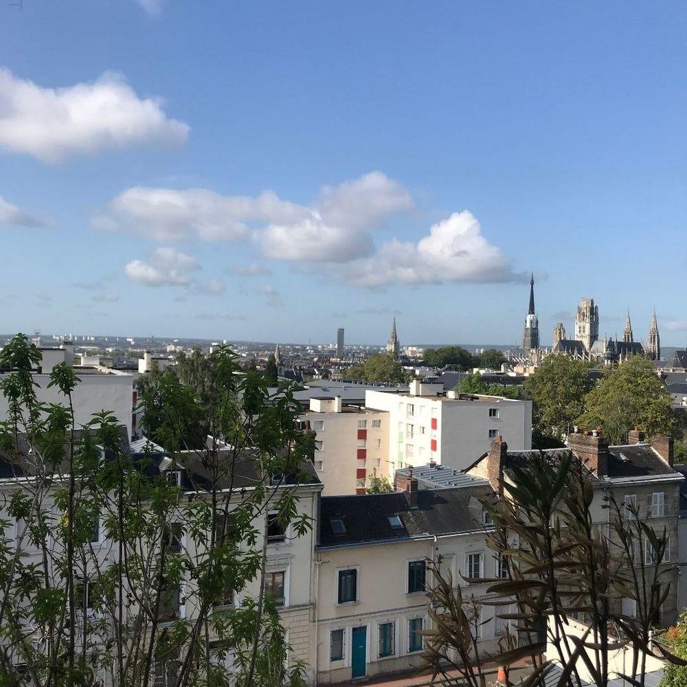 Vente Appartement Appartement en résidence  à Rouen