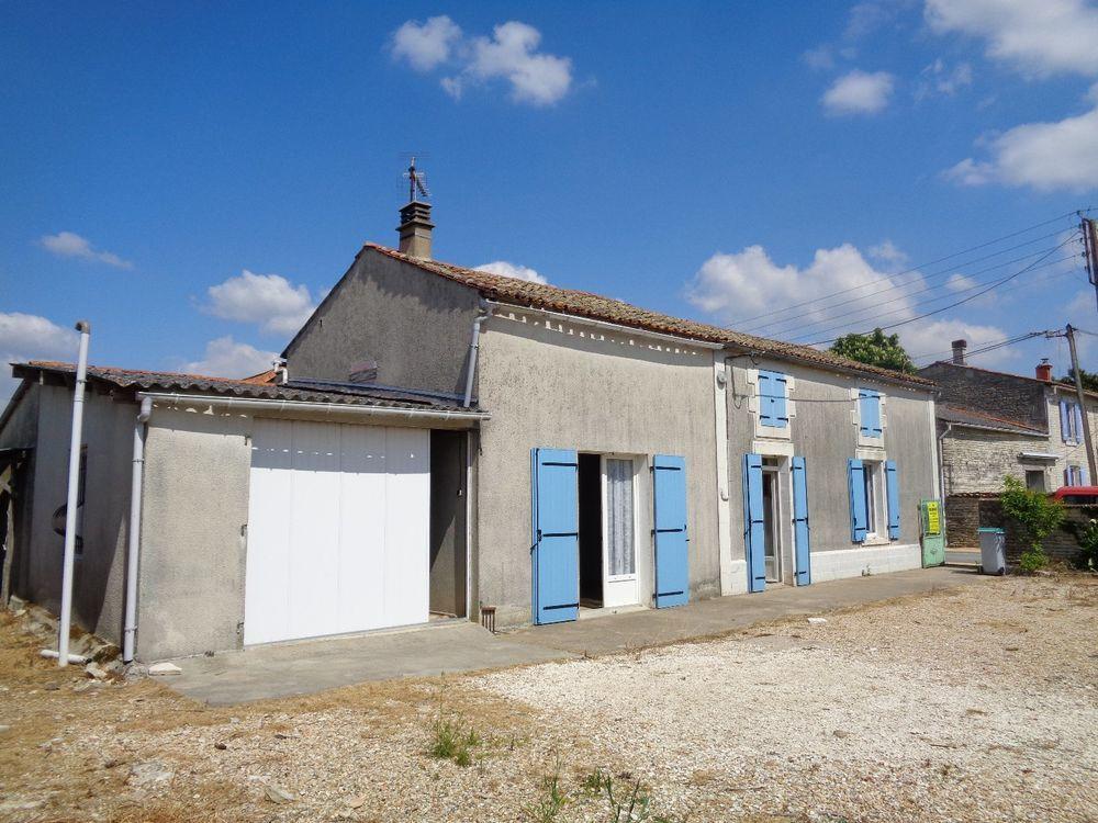 Vente Maison Maison  à Brioux sur boutonne