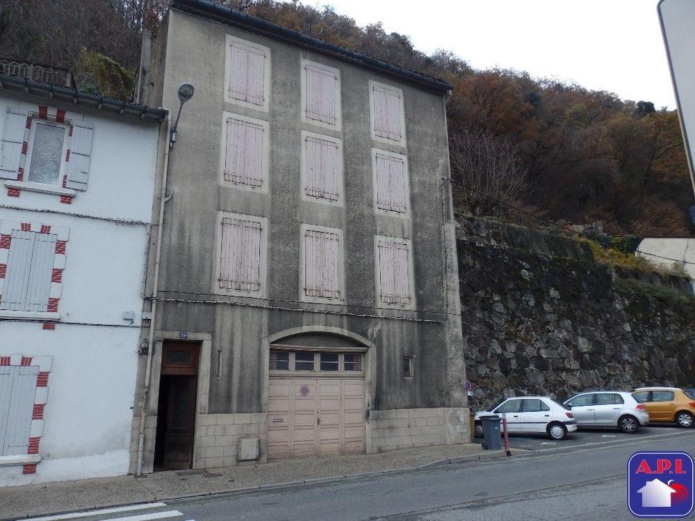 Vente Immeuble Immeuble à découper  à Foix