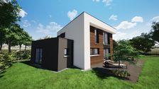 Maison contemporaine 231465 Sevenans (90400)