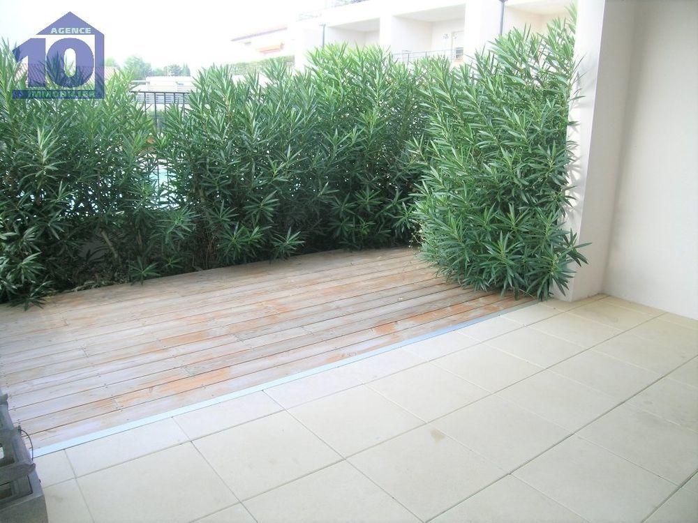 Vente Appartement Appartement en rez-de-jardin  à Valras plage