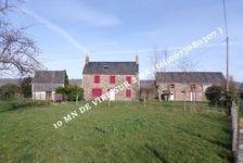 Vente Maison Landelles-et-Coupigny (14380)