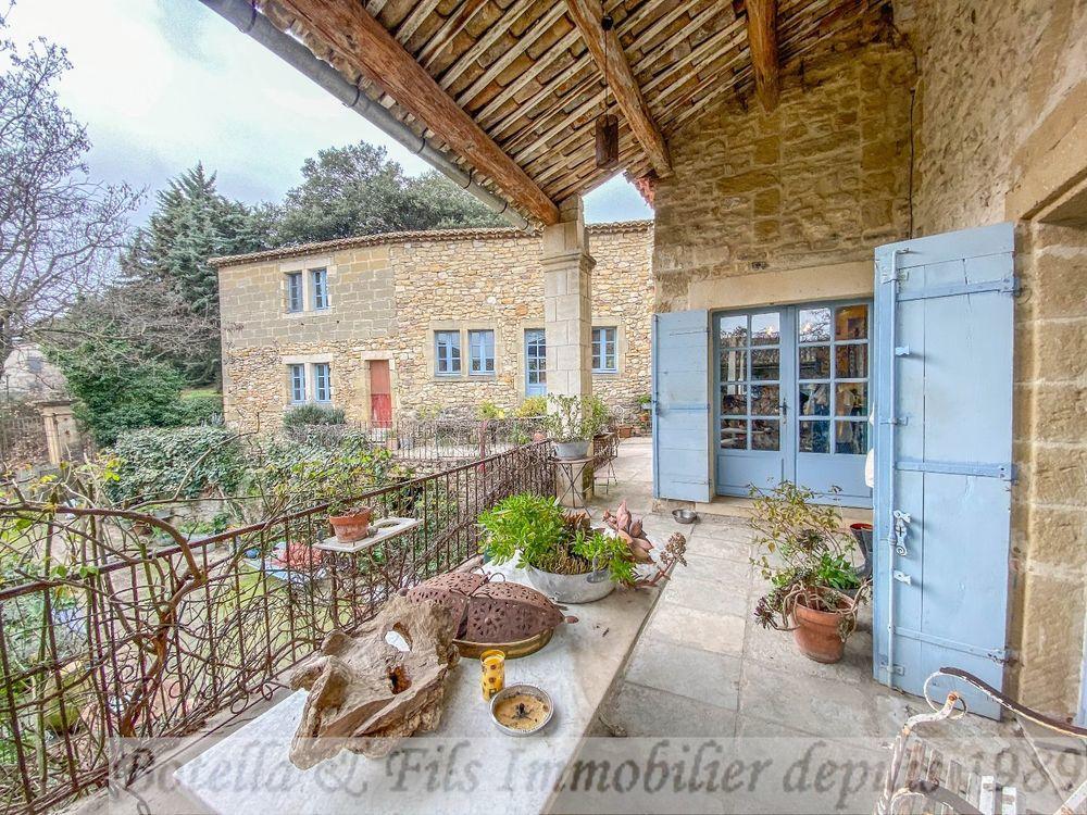 Vente Maison Demeure de ville et village Uzes