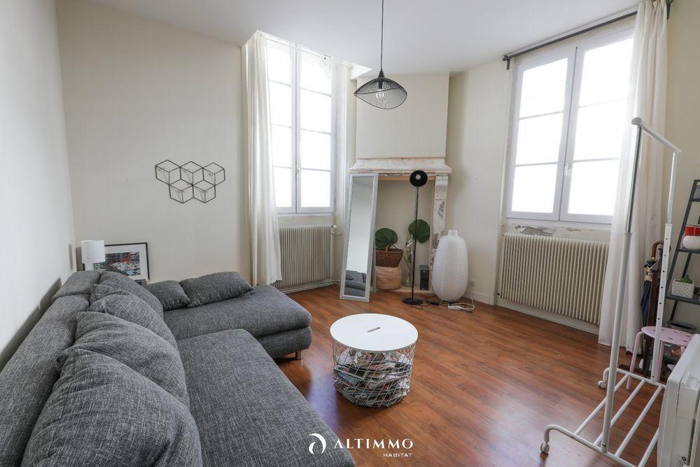Vente Appartement Appartement  à Bordeaux