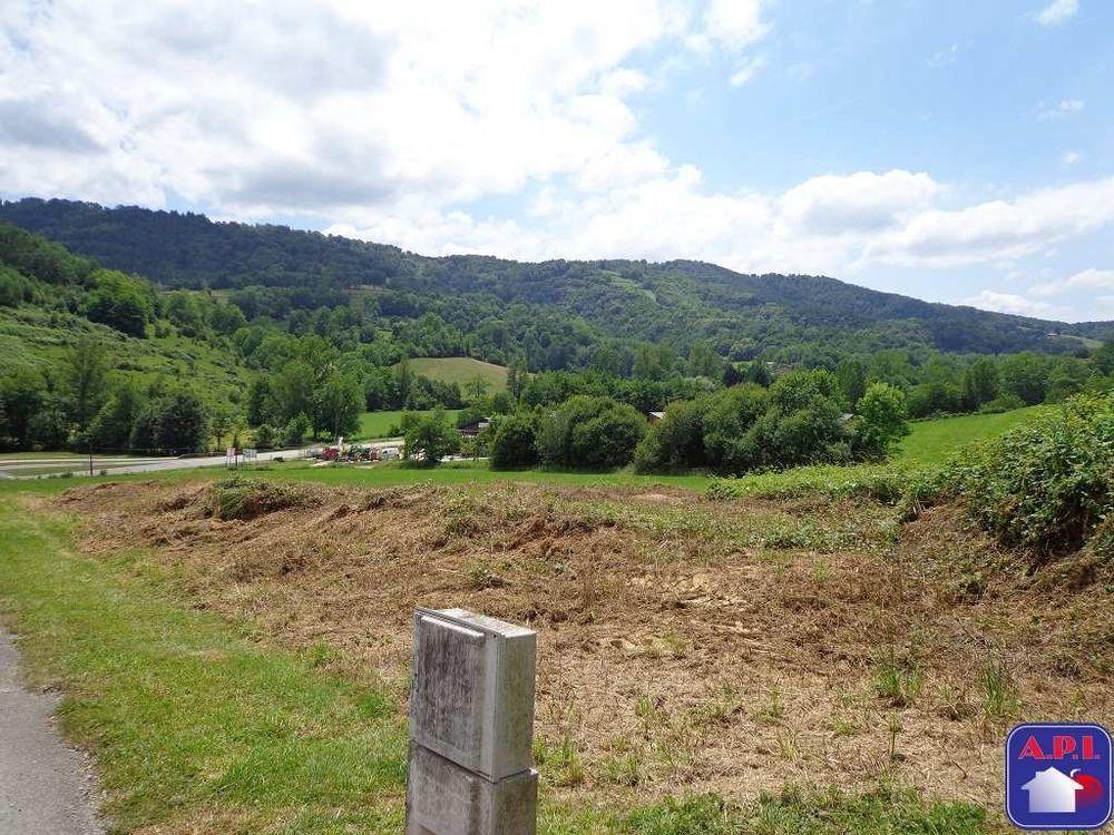 Vente Terrain Terrain constructible  à Saint girons