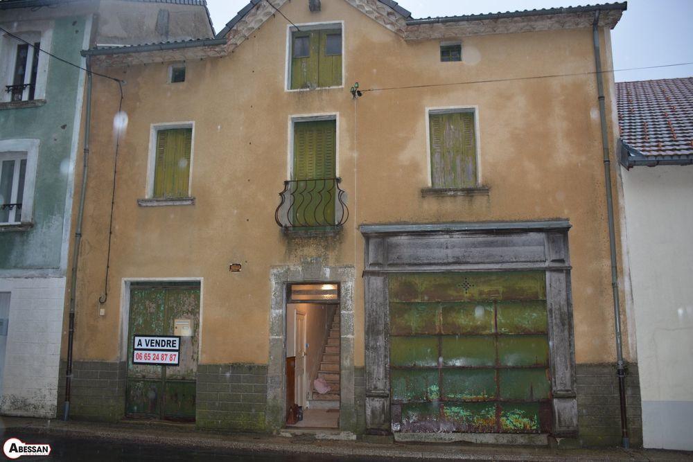 Vente Maison Maison de village  à La bastide puylaurent