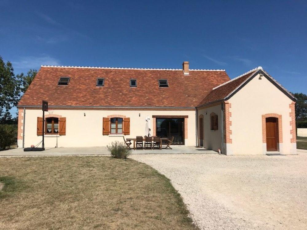 Vente Villa Maison contemporaine  à Rougeou