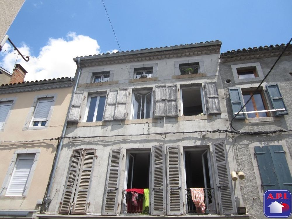 Vente Immeuble Immeuble  à Saint girons