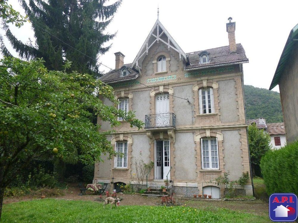 Vente Maison Maison bourgeoise  à Ax les thermes
