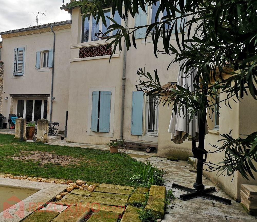 Vente Villa Maison bourgeoise  à Nimes