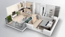 Vente Appartement Saint-Maximin (60740)