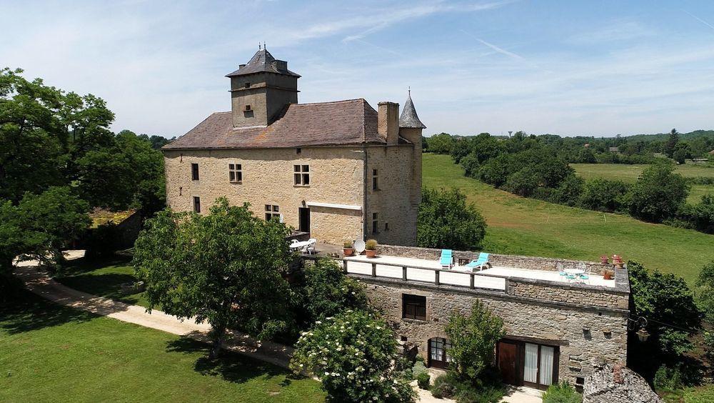 Vente Propriété/Château Château  à Limogne en quercy
