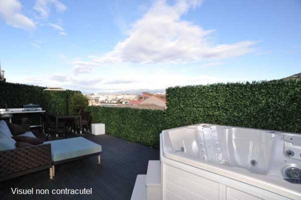 Vente Appartement Appartement terrasse  à Toulouse