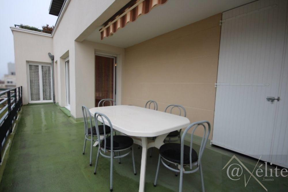 Vente Appartement Appartement terrasse  à Chartres