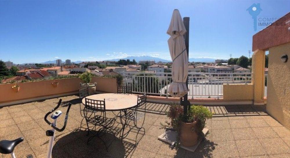 Vente Appartement Villa sur toit  à Perpignan