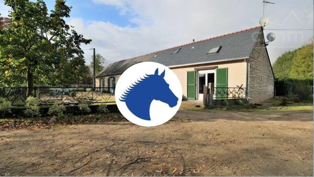 Vente Maison Haras / Equestre  à Brion