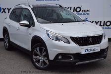 Peugeot 2008 (2) 1.2PureTech S&S EAT6110cvCrossway GPS - Cuir/Alcanta 18490 38300 Bourgoin-Jallieu